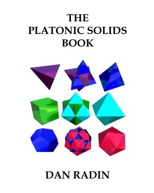 platonic solids poster
